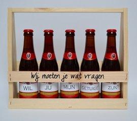 Kleine bierkratjes