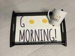 Dienblad-Goodmorning