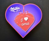 MILKA HART I LOVE OMA_