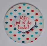 Magneet beste juf_