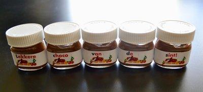 Nutella Choco van de Sint!