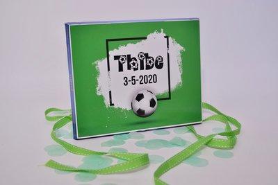 Merci Communie Thibe Voetbal Thema 2020