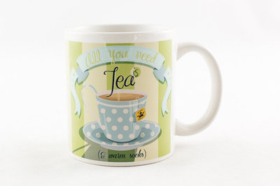 Tas All you need is tea