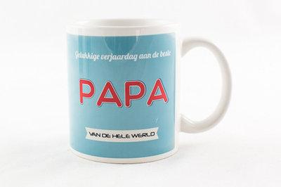 Tas Gelukkige verjaardag papa