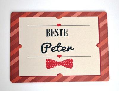 Muismat beste peter