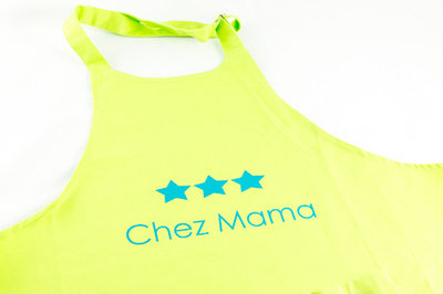 Schort Chez mama