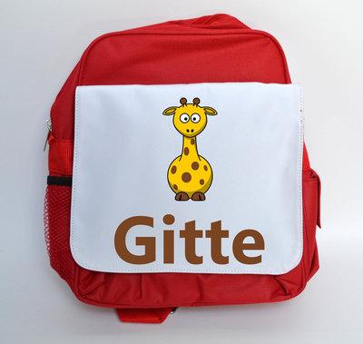 Boekentas giraf