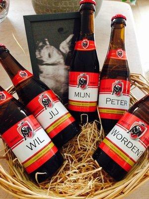 Bier wil jij mijn peter zijn