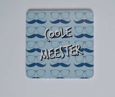 Magneet Coole Meester