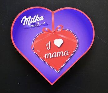MILKA HART I LOVE MAMA
