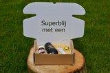 """Geschenkbox """"Superblij met een....""""_"""