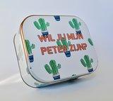 Koekjesdoos wil jij mijn peter worden cactus_