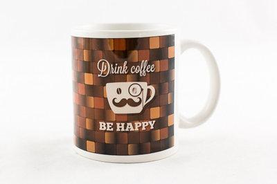 Tas Drink Coffee be happy