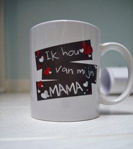 Tas Ik hou van mijn mama